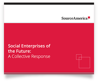 Social Enterprises of the Future brochure cover