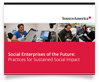 Social Enterprises of the Future, Impact brochure cover