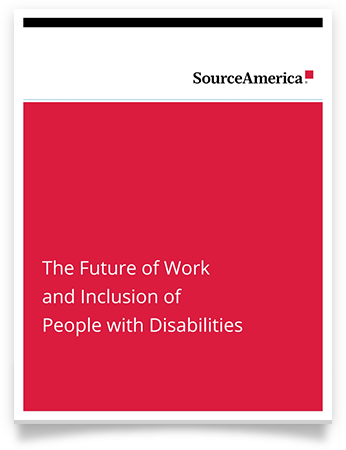 Future of Work, Inclusion brochure cover