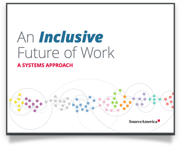 Inclusive Future of Work brochure